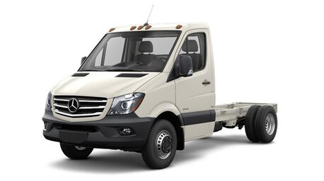 New Mercedes-Benz Sprinter Chassis-Cabs in Boise