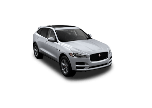 New Jaguar F-PACE in Hardeeville
