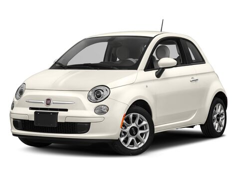 New Fiat 500 in Savannah