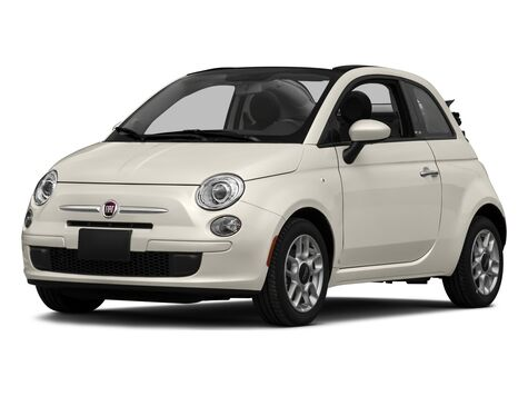 New Fiat 500c in Savannah