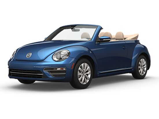 Beetle Convertible 1.8T S