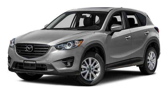 New Mazda CX-5 in Lethbridge