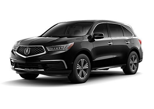 New Acura MDX near Bay Area