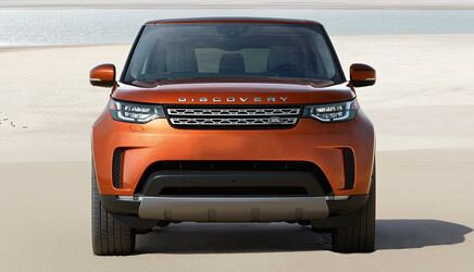 New Land Rover Discovery near San Francisco