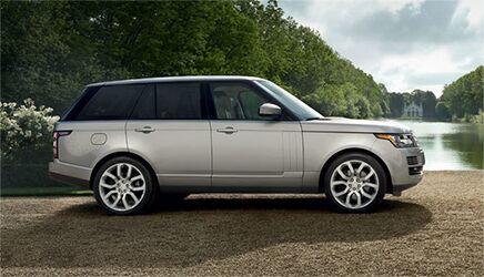 New Land Rover Range Rover near Sacramento