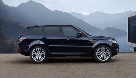 New Land Rover Range Rover Sport near Sacramento