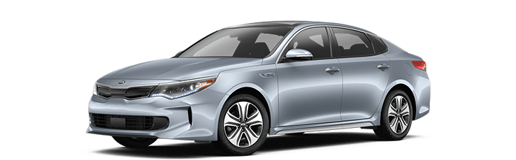 New Kia Optima Hybrid near Edmonton