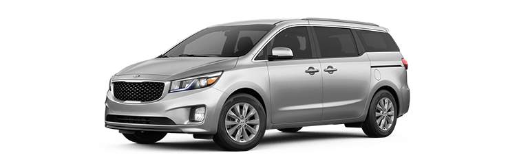 New Kia Sedona near Edmonton