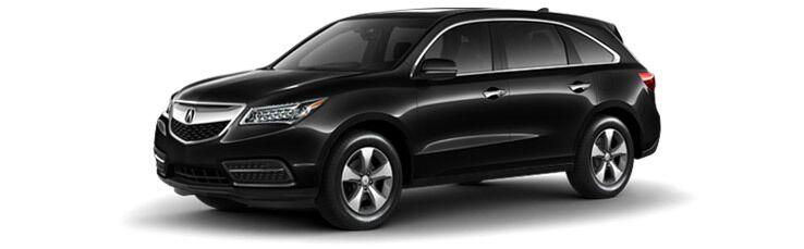 New Acura MDX near Fort Wayne
