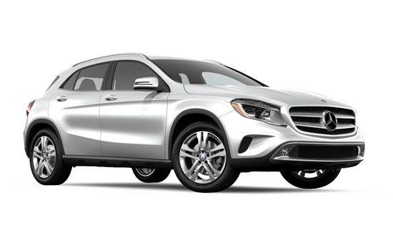 New Mercedes-Benz GLA-Class near Traverse City
