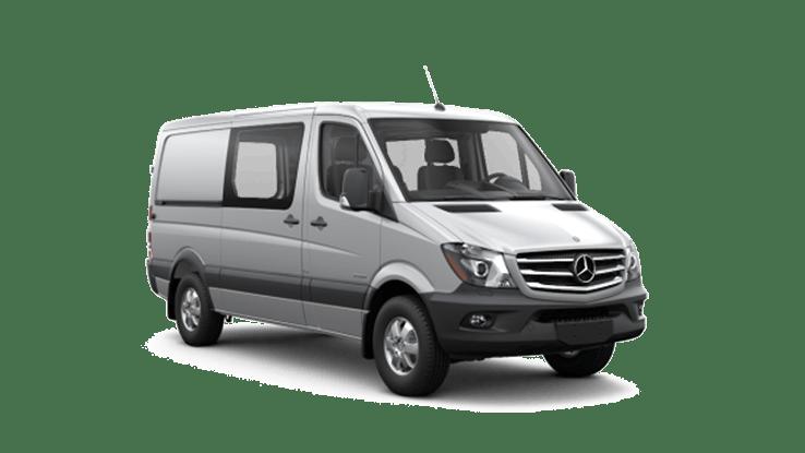New Mercedes-Benz Sprinter Crew Vans near El Paso
