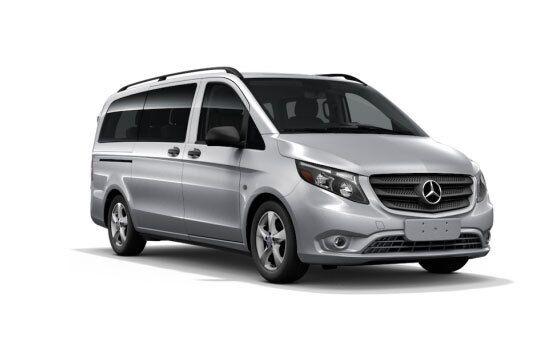 New Mercedes-Benz Metris Passenger Van near Medford