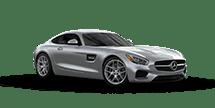 New Mercedes-Benz AMG GT near Medford