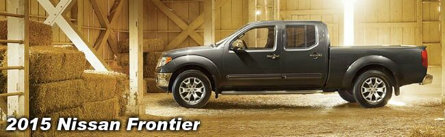 2016 Nissan Frontier Houston TX