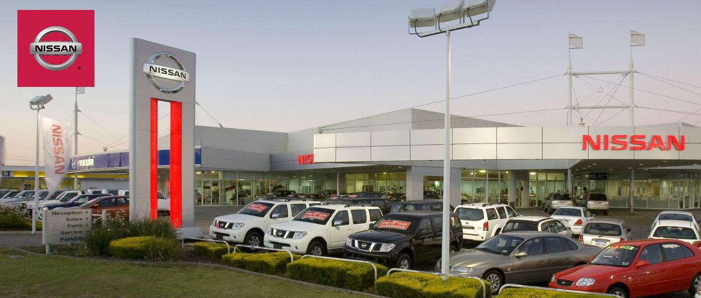 Nissan Car Dealer In Baytown Texas Area Robbins Nissan
