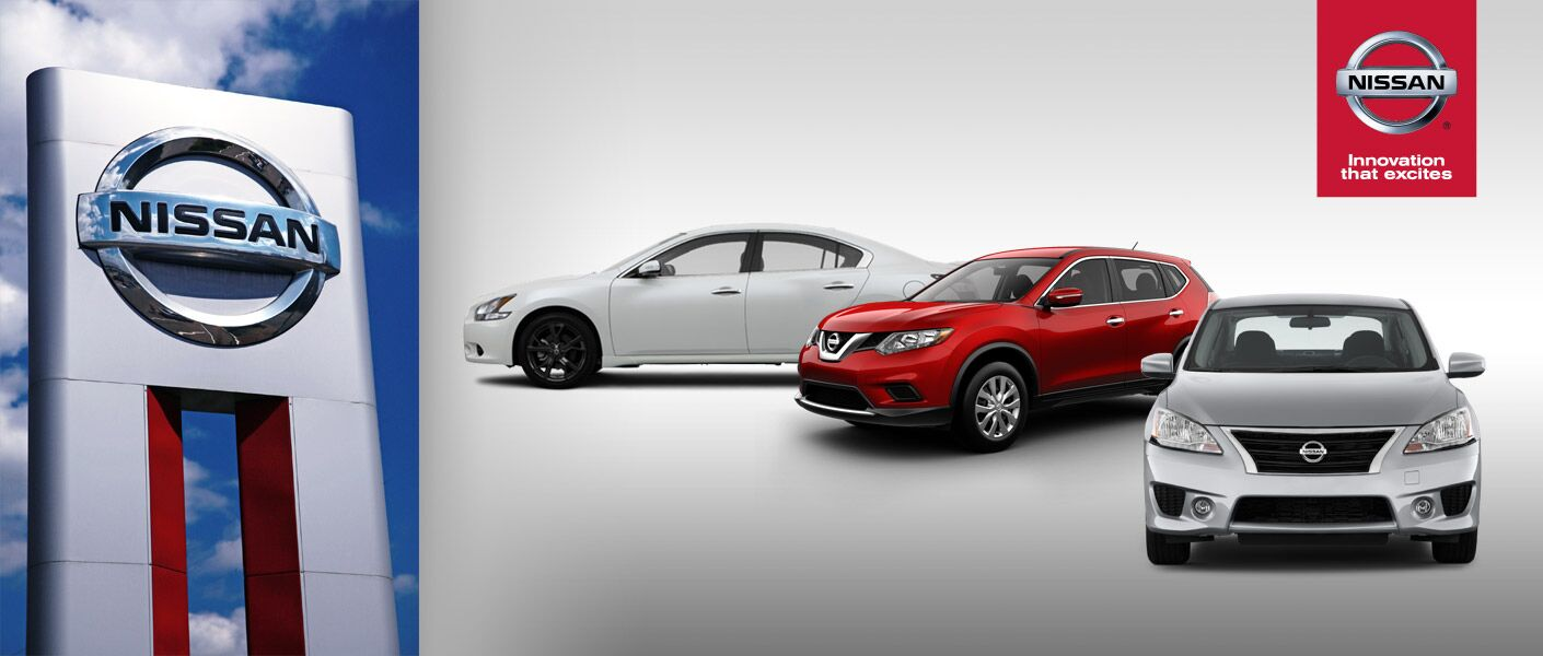 Nissan dealer serving Houston TX