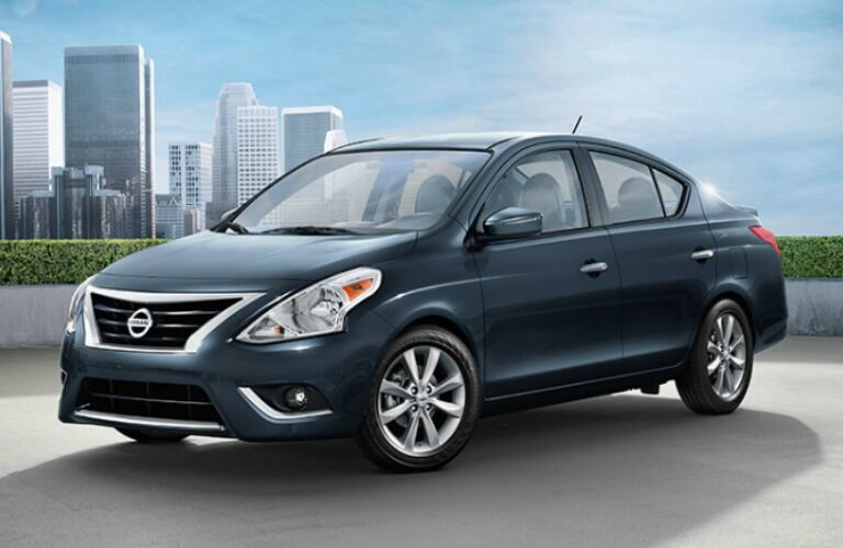 2015 Nissan Versa Houston TX
