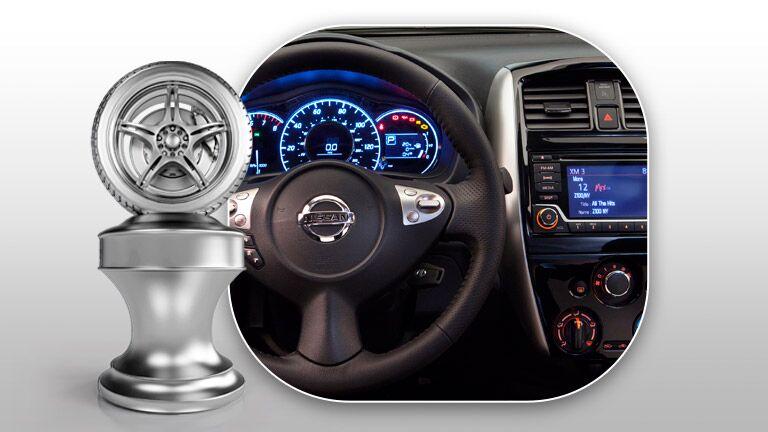 2015 Nissan Versa Note Interior Houston TX