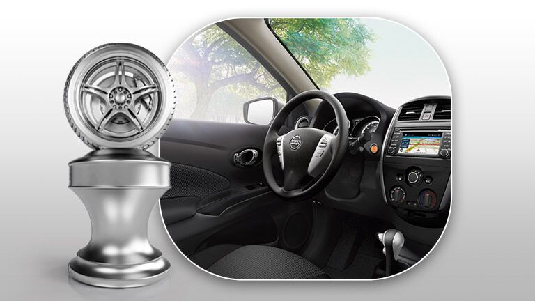 2015 Nissan Versa Interior Houston TX