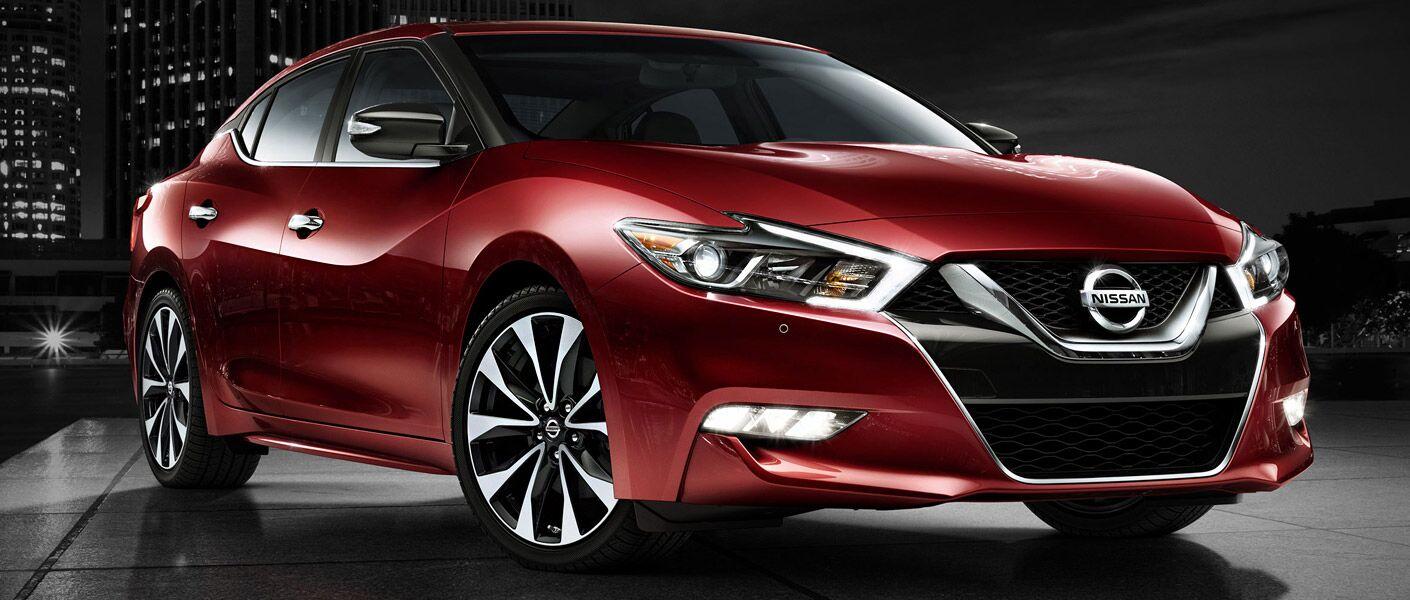 2016 Nissan Maxima Houston TX