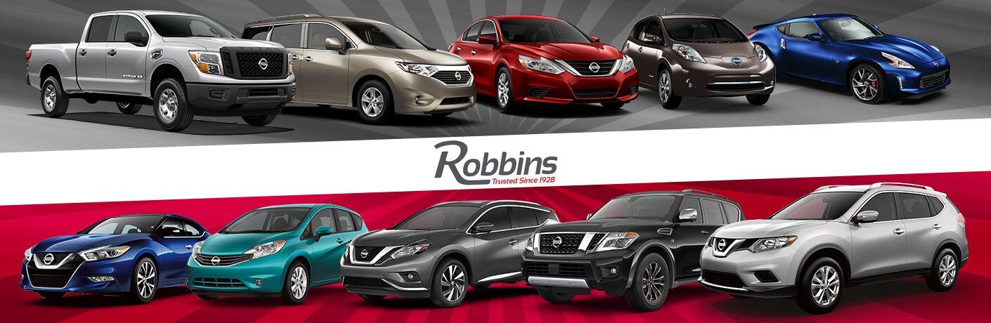 2018 Nissan Model Lineup at Robbins Nissan