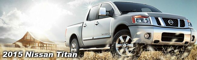 2015 Nissan Titan Houston TX
