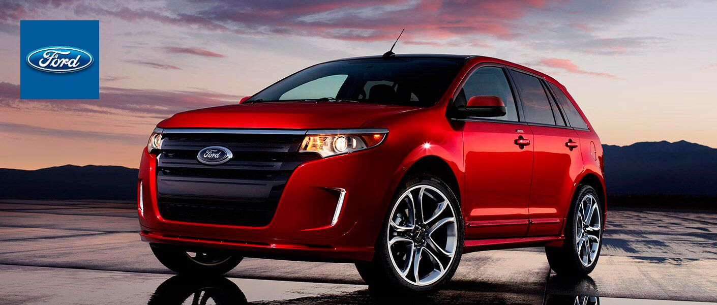 2014 Ford Edge Exterior Kansas City