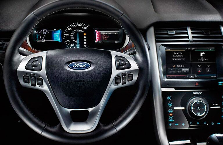 2014 Ford Edge Interior Kansas City