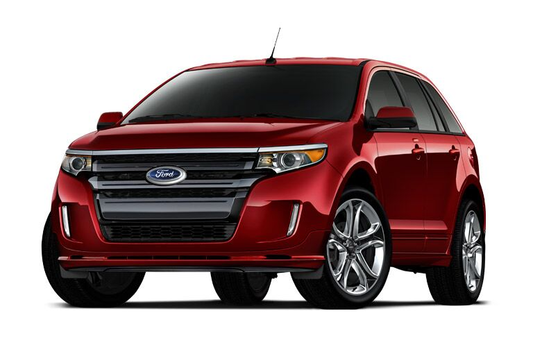 2014 Ford Edge Design Kansas City