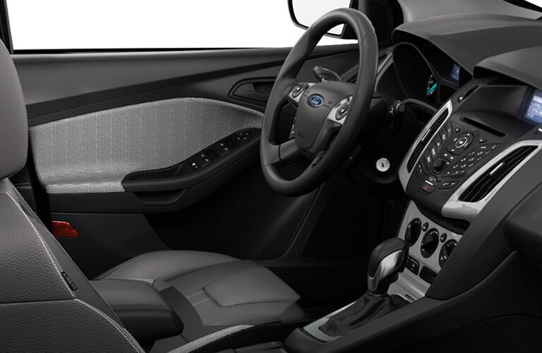 2014 Ford Focus Interior Kansas City