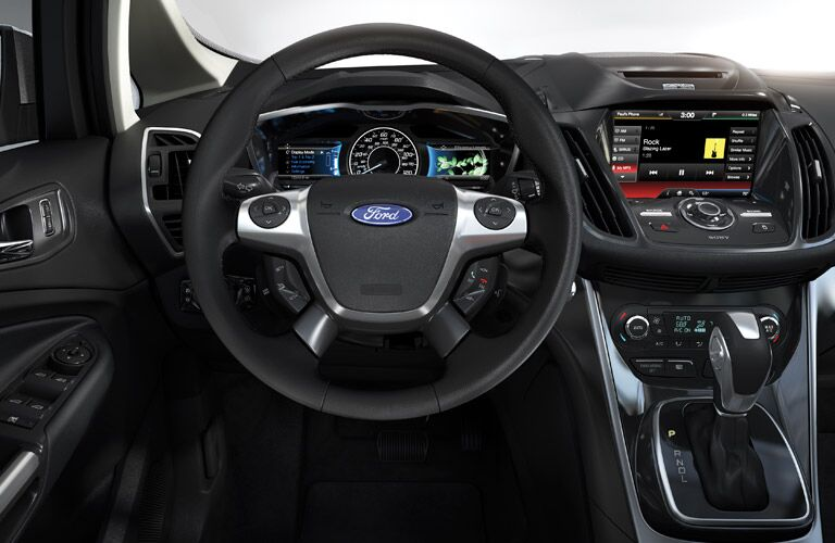 2014 Ford C-Max Hybrid Interior Kansas City