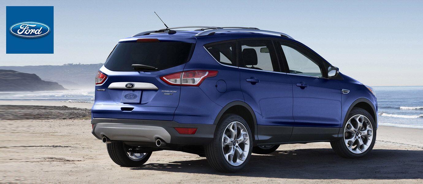 2014 Ford Escape Exterior Kansas City MO