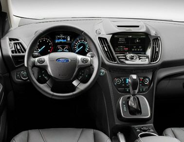 2014 Ford Escape Interior Kansas City MO