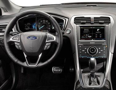2014 Ford Fusion Interior Kansas City MO