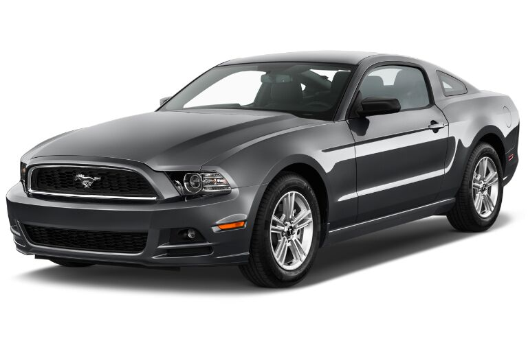 2014-ford-mustang-png-vector