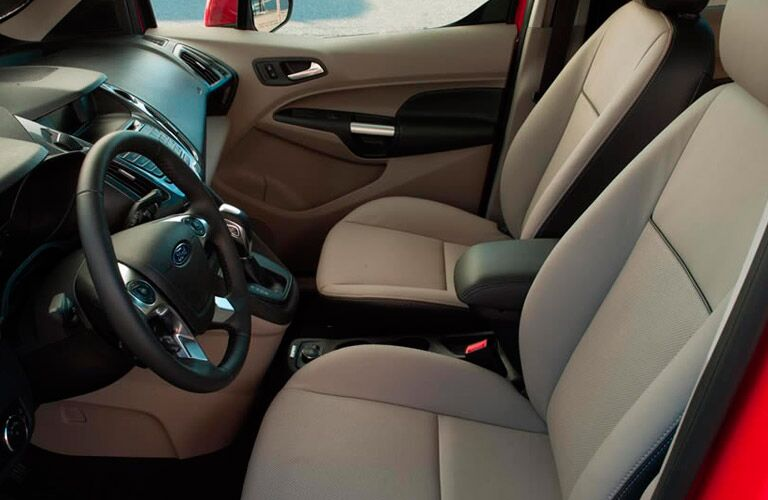 2014 Ford Transit Interior Kansas City