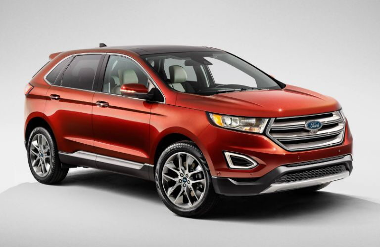 Edge Vs Explorer >> 2015 Ford Edge Vs 2015 Ford Explorer