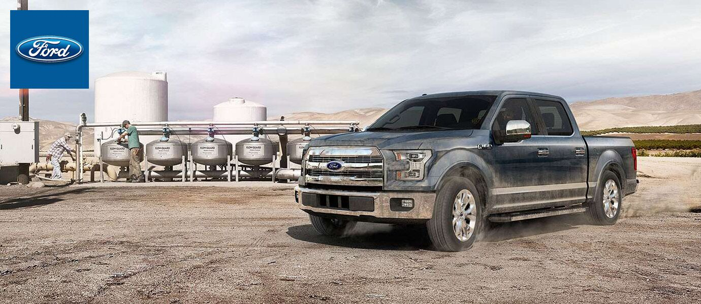 2015 Ford F-150 Exterior Kansas City MO