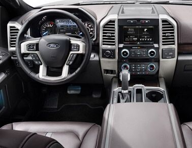 2015 Ford F-150 Interior Kansas City MO