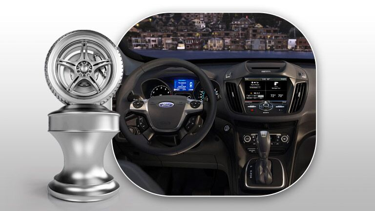 2015 Ford Escape vs 2014 Honda CR-V
