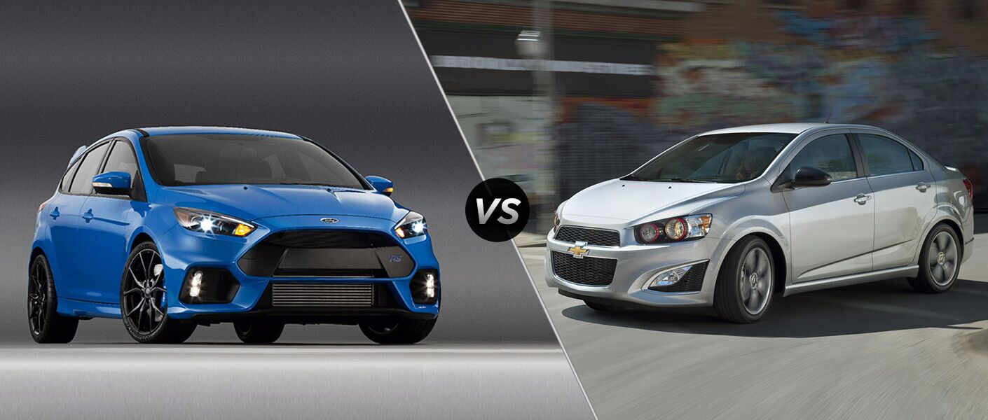 We have matched up the 2016 Ford Focus vs 2016 Chevy Sonic to highlight the many ways that the 2016 Ford Focus is superior to the competition!