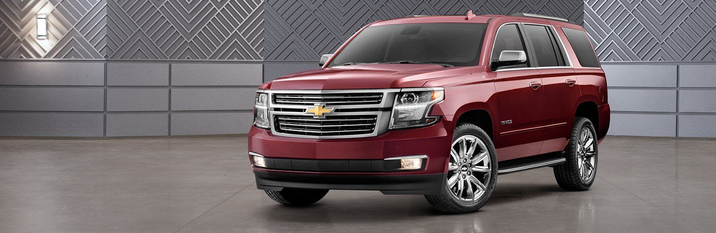 2017 Chevy Tahoe in Green Bay, WI