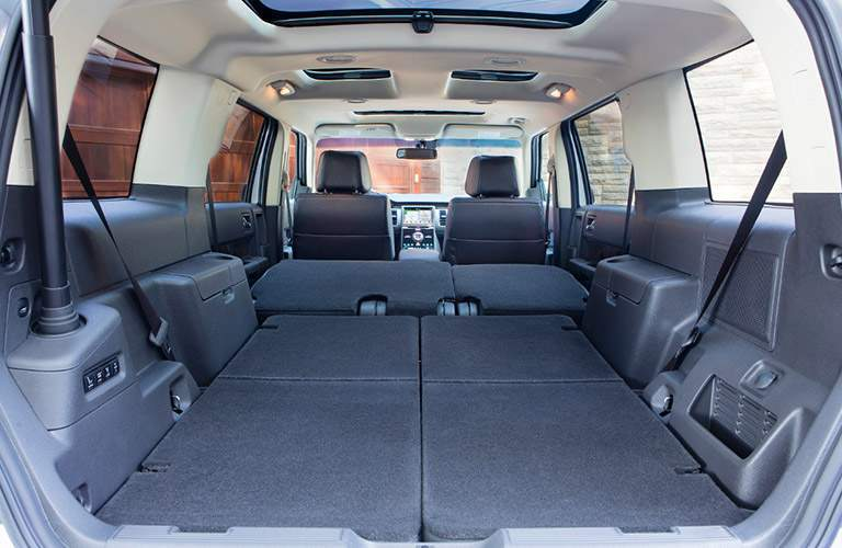 2017 Ford Flex cargo volume