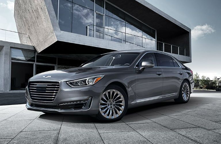 2019 Genesis G90 Exterior Driver Side Front Profile