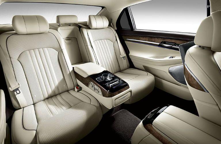 2019 Genesis G90 Interior Cabin Seating