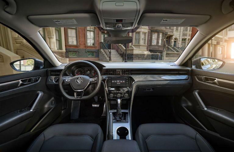 2020 Volkswagen Passat Interior Cabin Dashboard