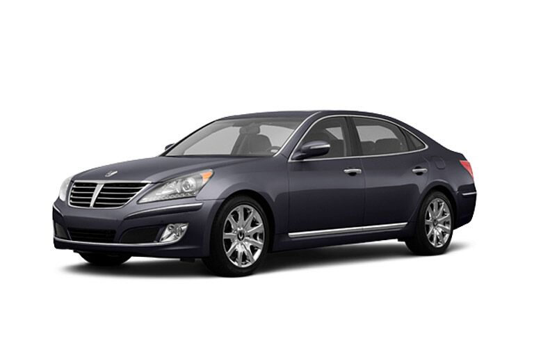 Certified Pre-Owned Hyundai Equus