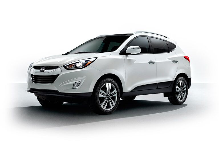 Certified Pre-Owned Hyundai Tucson