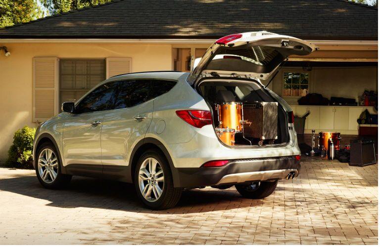 2015 Hyundai Santa Fe Sport Vs 2015 Nissan Murano