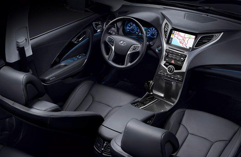 2017 Hyundai Azera performance